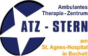 ATZ-STERN – Ambulantes Therapie-Zentrum Logo